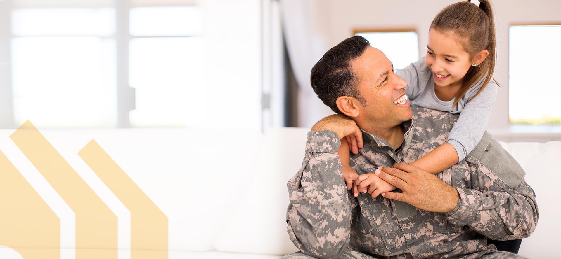 ¡Veterano! <br> Compra tu primera residencia con 0 pronto.
